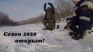 Рыбалка на дальнем востоке в сентябре 2020