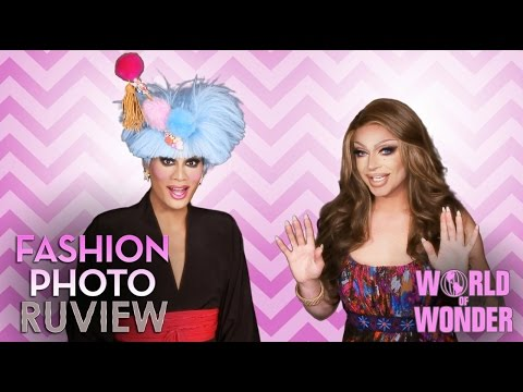 RuPaul's Drag Race Fashion Photo RuView w/ Raja and Raven – Social Media Episode 36