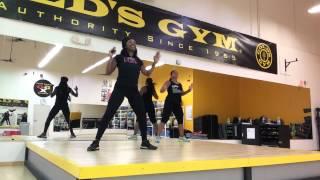Press it up by Sean Paul (Leg routine)