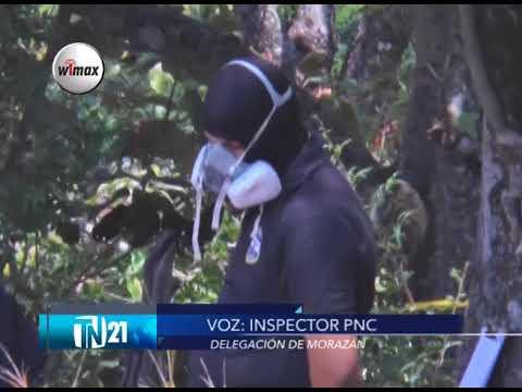 En Cacaopera, Morazán encuentras cuerpo semienterrado de una menor