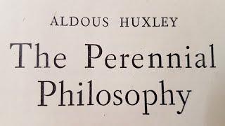Aldous Huxley The Perennial Philosophy Pdf