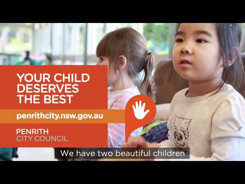Local Council Child Care Services Video