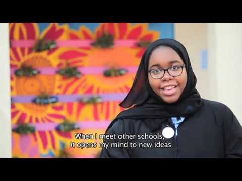 Video Leading the way as Sustainable Schools in Abu Dhabi