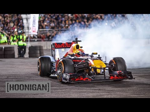 [HOONIGAN] DTT 183: Max Verstappen Shreds Formula 1 Rubbers and More Red Bull Racing Things.
