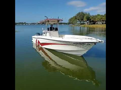 Stamas 255 Tarpon video