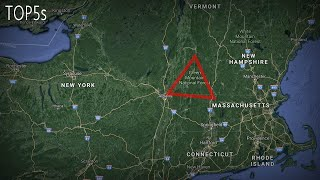 5 Strange Disappearances in Vermont's Mysterious Bennington Triangle…