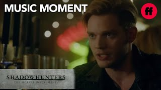 "The Blah Blah Blahs - ""All The Right Moves"" Music | Shadowhunters Season 2, Episode 7"
