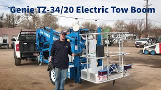 Demo Video: How to Operate a Towable Boom Lift
