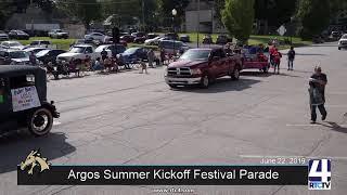 Argos Summer Kickoff Festival Parade