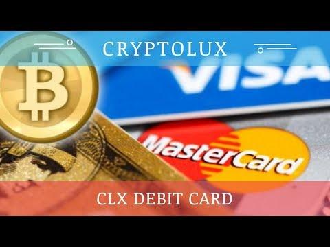 CryptoLux.io отзывы 2018, mmgp, обзор, HYIP, CLX Debit Card