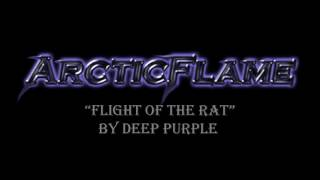 Arctic Flame - Flight of the Rat - cover of Deep Purple