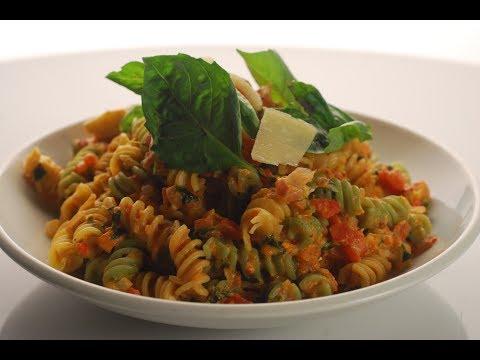 Cheesy Spiral Pasta | Cooksmart | Sanjeev Kapoor Khazana