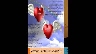 Mothers Day Quotes, Sayings For Mom