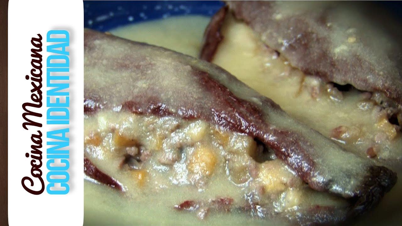 ¿Cómo hacer Chiles Rellenos en salsa de Guayaba? Receta Mexicana, Yuri de Gortari