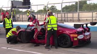 GT - Donington2015 R07 Full Highlights