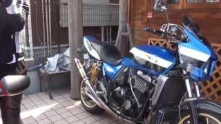美人ライダー MORIWAKI K2-tecサウンド カワサキ・ZRX ZRX1100フルカスタム Kawasaki ZRT10C ホンダ・CBR1000RR 愛知 700 Bandit1250SA