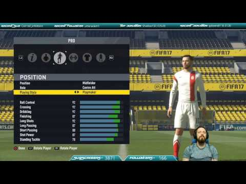 Fifa 17 - Pro Clubs Road To Division 1 - With Beon'D Gaming