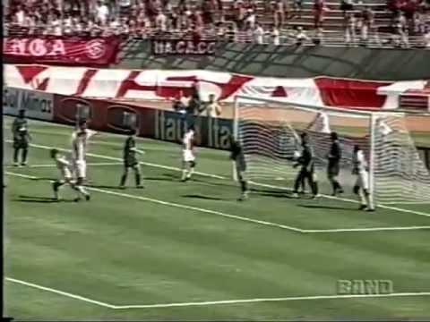 Internacional 5 x 1 Malutrom - Copa Sul Minas 2002