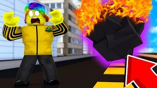 I used a $14,000 ROBUX SPELL and it was TOO POWERFUL (Roblox Magic Simulator)