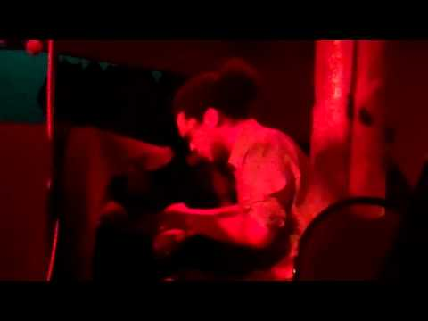 Fabian Almazan Trio, 2012 NYC Winter Jazz Fest online metal music video by FABIAN ALMAZAN