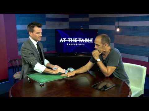 At The Table Live Lecture - Jason Ladanye