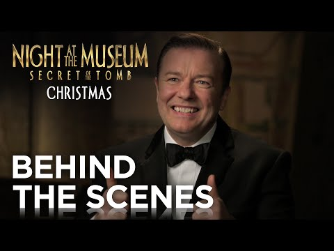 Night at the Museum: Secret of the Tomb (Featurette 'Improv Piece')
