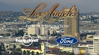 Ford Everyday explorations: escape the hustle and bustle of LA by heading to Olvera Street