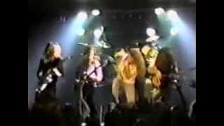 Armored Saint - Book of Blood (Live 1989) R.I.P. Dave