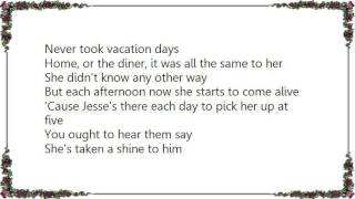 John Berry - She's Taken a Shine Lyrics