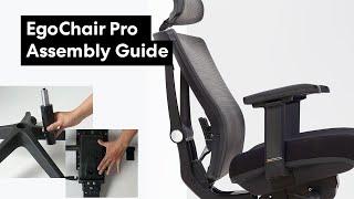 Autonomous EgoChair 2 Assembly Guide