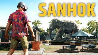 PUBG SANHOK GAMEPLAY \\ FULL RELEASE IMPRESSIONS \\ EVENT PASS !drink