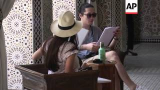 Luxury Living At Private Palaces In Marrakech - 2014