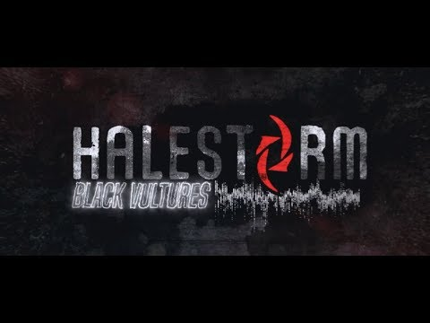 Halestorm - Black Vultures Cover Image