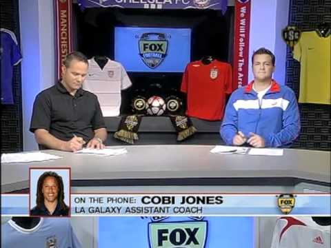 Cobi Jones Interview, Black History Month on FSC