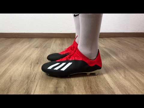 huge discount 1d635 22a0e Adidas X 18.2 FG  Initiator Pack    ON FEET   Football Boots   2018   Part  II