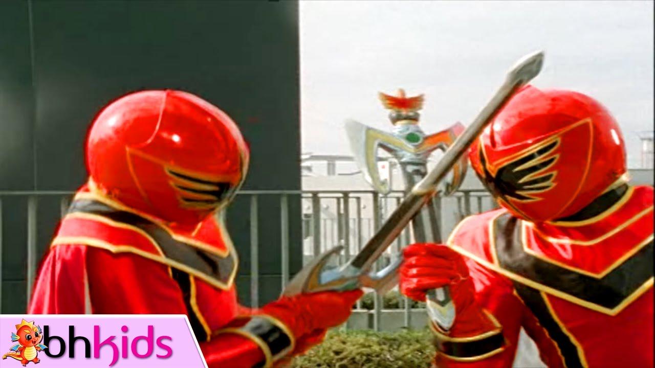 Chiến binh Siêu Nhân Phép Thuật - Mahou Sentai Magiranger,Tập 43: Khu Vườn Hồng Hoang