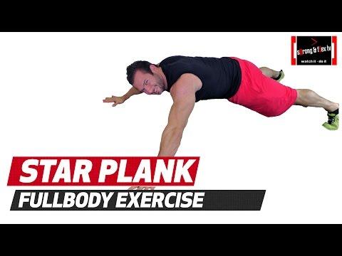 Star Plank