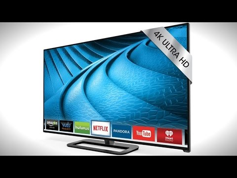 Vizio 50″ 4K Smart TV – Unboxing and Review (P502ui-B1E)