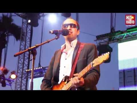 LIVE DE MAZAGAN AU FESTIVAL GNAOUA ET MUSIQUE DU MONDE - 22 JUIN 2013