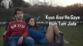 Kyun Judaa Lyrics | Armaan Malik | Nakuul Mehta, Anya Singh