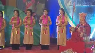 Then Cổ Tiễn Khách _then Thọ + Việt Bình -Liên Hoan Nghệ Thuật Hát Then, đàn Tính đoàn Lạng Sơn