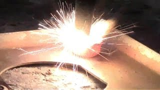 Ferrocerium firework