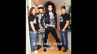 Tokio Hotel - Jung Und Nicht Mehr Jugendfrei Lyrics