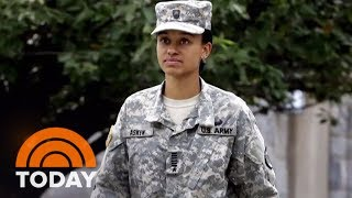 Simone Askew Becomes First Black Woman To Lead West Point Cadets | TODAY