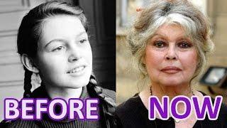 Woman And Time: Brigitte  Bardot