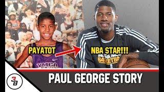 PAUL GEORGE STORY   PAANO NAGSIMULANG MAGLARO NG BASKETBALL SI PG-13