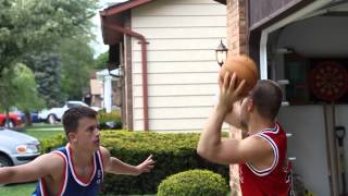 Froggy Fresh Dunked On