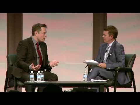 Elon Musk Talks About The Future Of Tesla And Mars