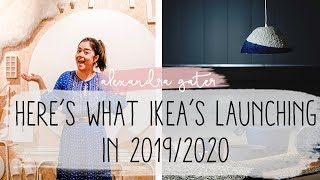 THE COOLEST IKEA PRODUCTS LAUNCHING IN 2019/2020