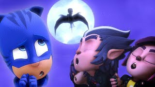 PJ Masks Full Episodes 🦇Creatures in the Night 🖤4K HD | Superhero Cartoons for Kids